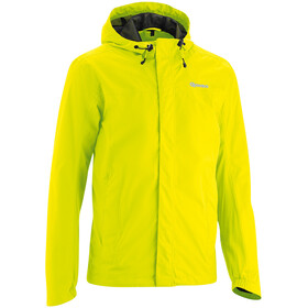 Gonso Save Light Rain Jacket Men, safety yellow